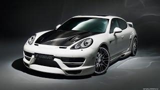 Hamann Cyrano Porsche Panamera 2012 Videos