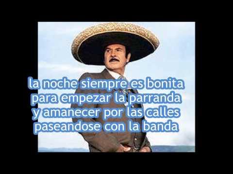 Antonio Aguilar Que Me Entierren Con La Banda Lyrics