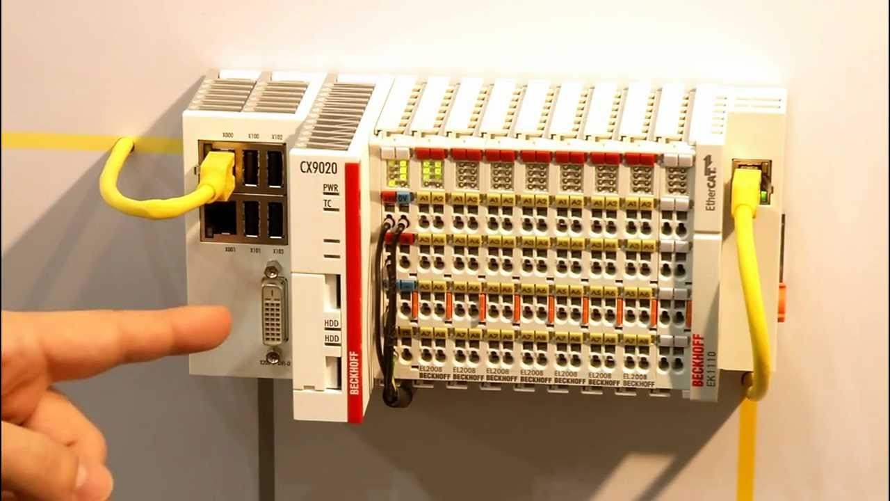 en cx9020 embedded pc compact pc control for a wider range of rh youtube com twincat plc programming manual twincat plc user manual