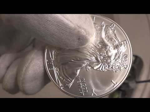"2013 American Silver Eagle (""ASE"") 1 Ounce Silver Coin Review"