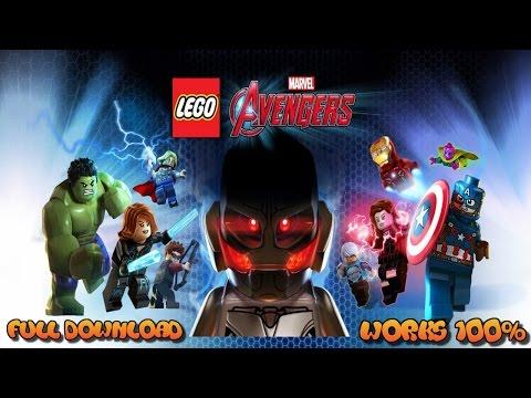 Lego Marvel Avengers Download tutorial (Windows 7,8,10)