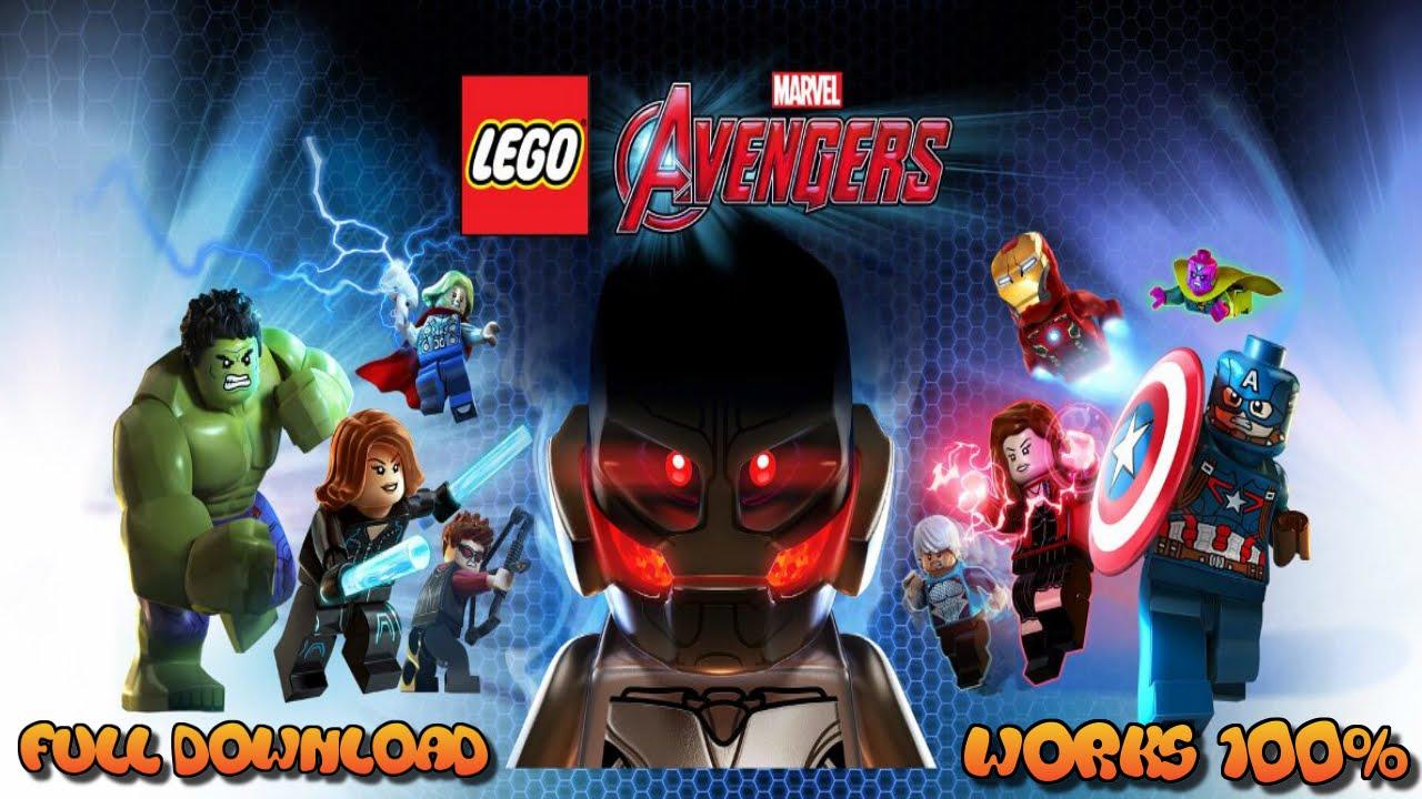 lego marvel super heroes download pc windows 10