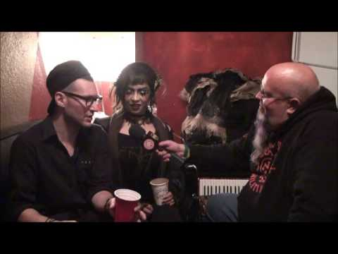 Stolen Babies Interview on the Stone Sour Tour