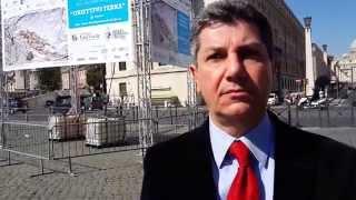 Obiettivo Terra 2015, Luigi Vicinanza: