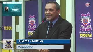 Júnior Martins   Pronunciamento 03 12 2019
