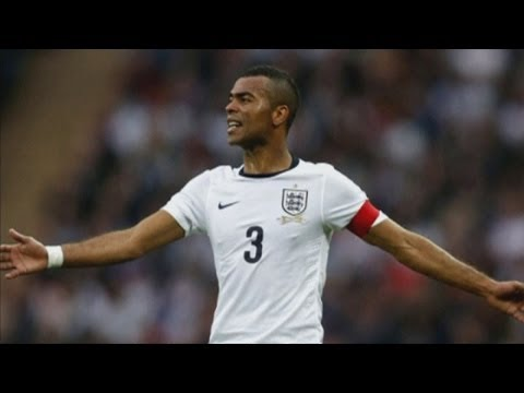 Ashley Cole left out of England's World Cup squad