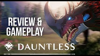 Dauntless: Open Beta First Impressions & Review