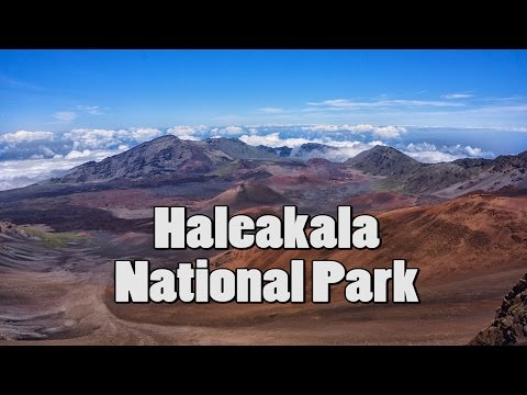 A Quick Trip to Haleakalā National Park