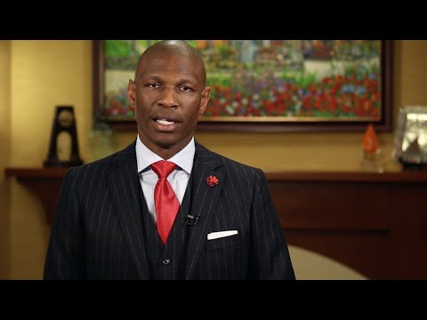 President Howard Welcome Message