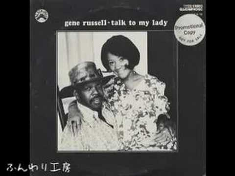 GENE RUSSELL  / You Are The Sunshine of My...