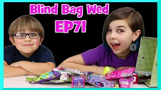 Blind Bag Wednesday EP71 - LPS, Plants VS Zombies, Tokidoki and Despicable Me Surprise Unboxing