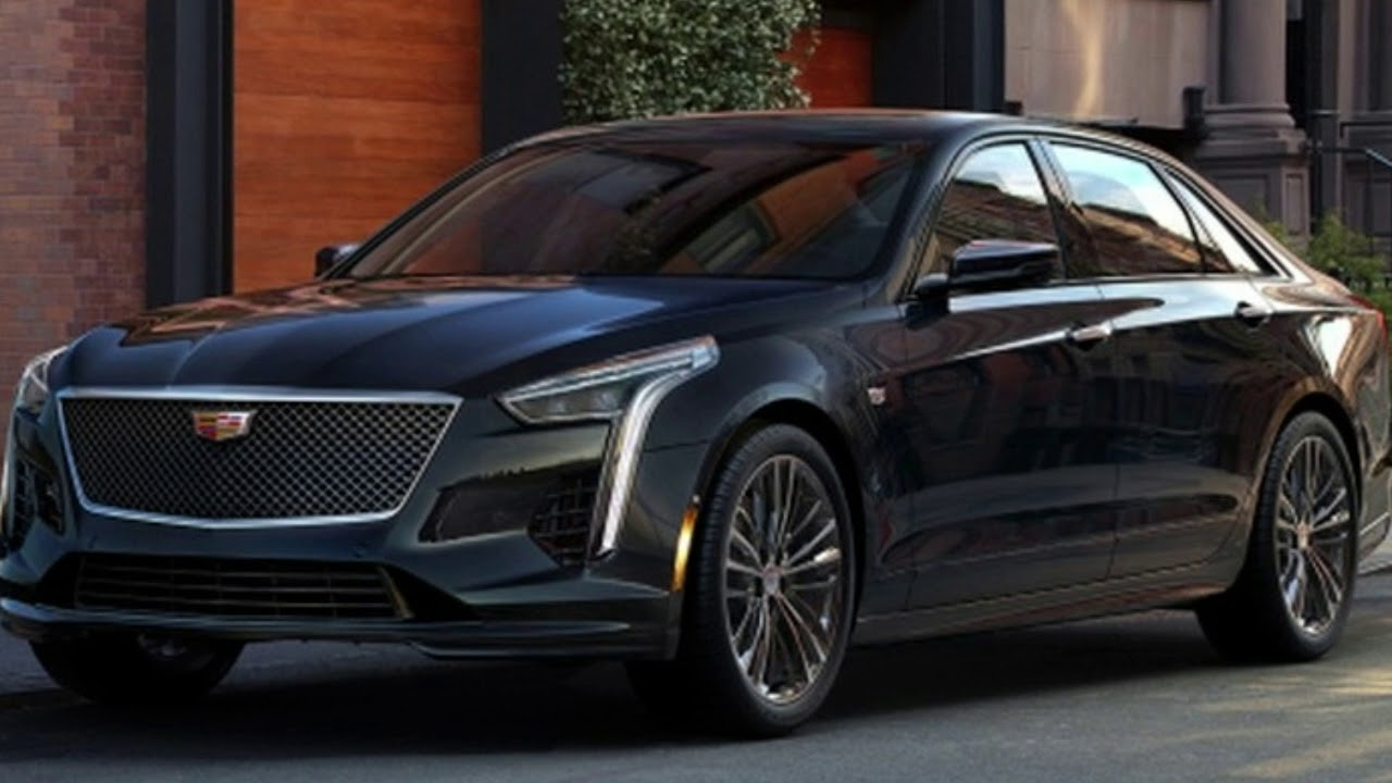 2019 Cadillac Ct6 V Sport Review Price And Release Date Youtube