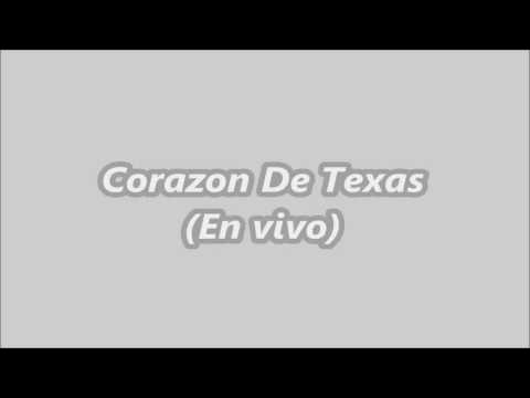 Corazon De Texas  - Grupo Cinco + 1 (En Vivo)