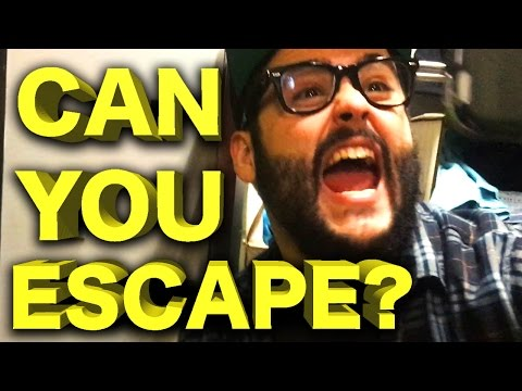 Co-Workers Try To ESCAPE!