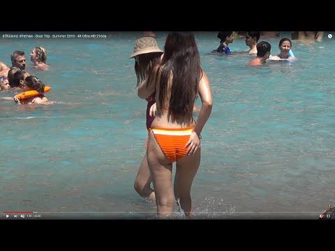 #Ölüdeniz #Fethiye - Boat Trip - Summer 2018 - 4K Ultra HD 2160p