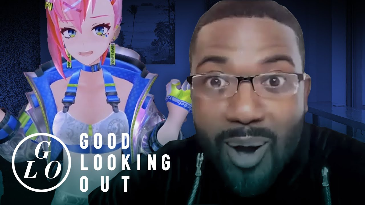 Ray-J Is Blown Away By Virtual Rapper | Good Looking Out