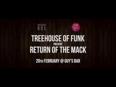 Treehouse Of Funk - Feel Like Making Love