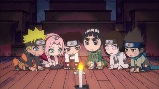 Naruto SD: Funny Ghost Stories