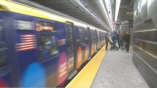 NYC Second Avenue subway part of effort to revitalize transit