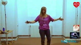 Eva Sandoval - La importancia del lenguaje - Espacio Elsa 10/03/2016 AmateTv