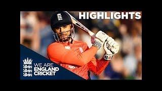 India vs England 2nd T20 - 6 July 2018 Highlights || Full Match Highlight || Cricket Flicks