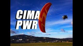 Моторный параплан для начинающих CIMA PWR