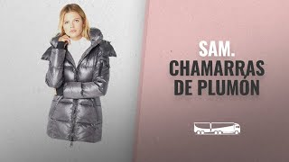 Chamarras De Plumón 2018, Los 10 Mejores Sam. Productos: SAM. Women's Soho Belted Down Puffer