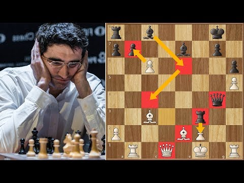 Vlad The Pirate | Karjakin vs Kramnik | Candidates Tournament 2018.