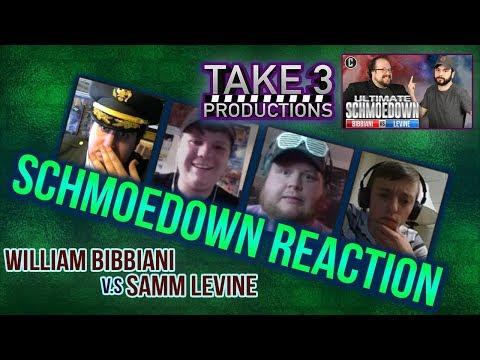 Take 3 Schmoedown Reaction - William Bibbiani vs Samm Levine