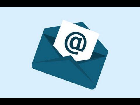 Как отправить электронное письмо. Инструкция.