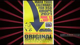 Record Store Day RSD DROPS2 at Original Vinyl Records, Warwick NY