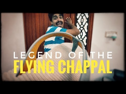 The Legend of the Flying Chappal | bekaar Films | Hilarious