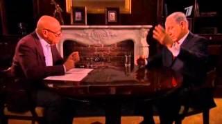 Познер и Нетаньяху 25.11.2013