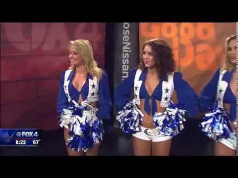 Dallas Cowboys Cheerleaders to host auditions