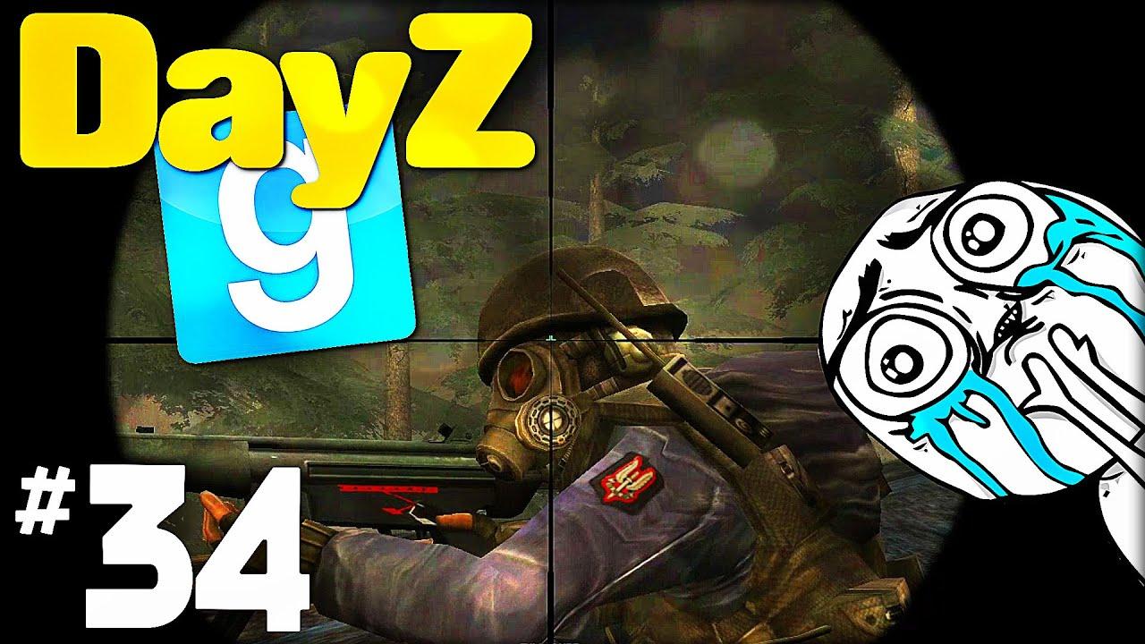 #34 - DayZ (Garry's Mod)