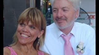 I WAS SO HONORED!!! Amy Roloff And Boyfriend Chris Marek ATTEND His Brother's Wedding In Las Vegas!