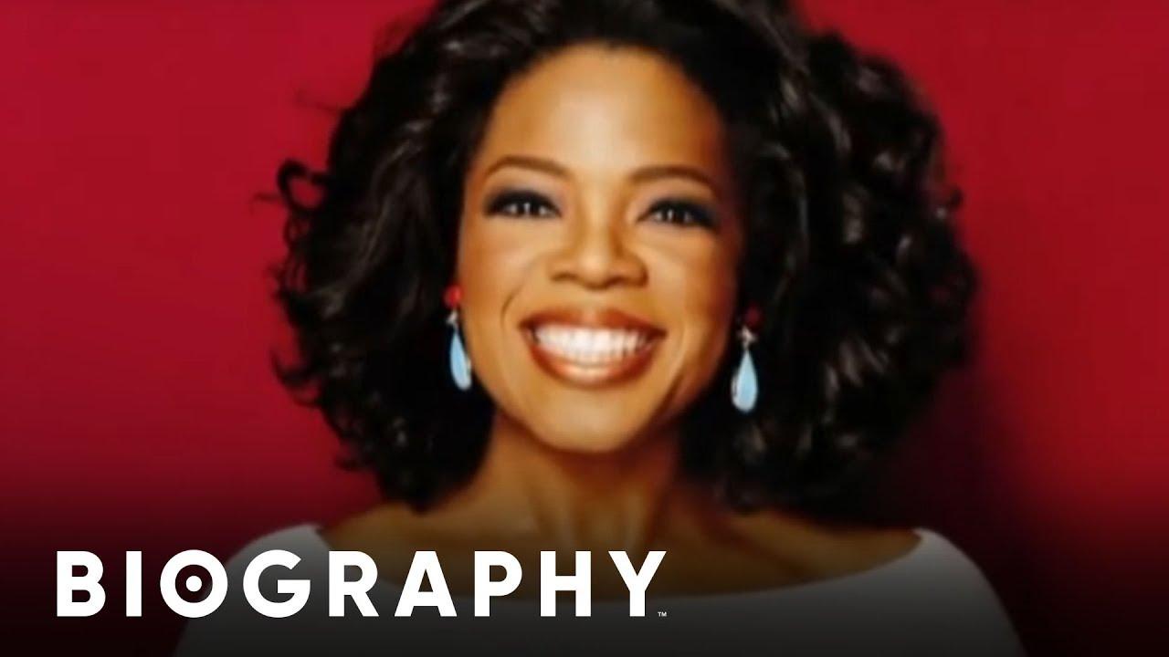 oprah winfrey biography