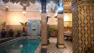 Riad puchka Marrakech Medina 7 chambres