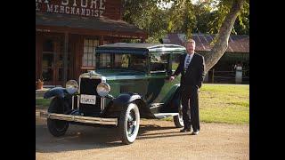KG's 1929 Chevrolet Restoration