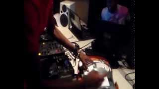 Mr. Nine11 Live on Radio... (3 Like Dj Shimza YTKO)