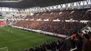 Diyarbakır'dan Faşist Tribünlere Cevap!