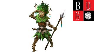 \Pathfinder/ Forgotten Races Review XVII - The Vine Leshy