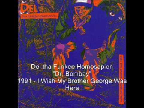 Клип Del Tha Funkee Homosapien - Dr. Bombay