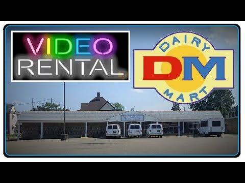 Former Dairy Mart / Roadrunner Video Massillon Ohio