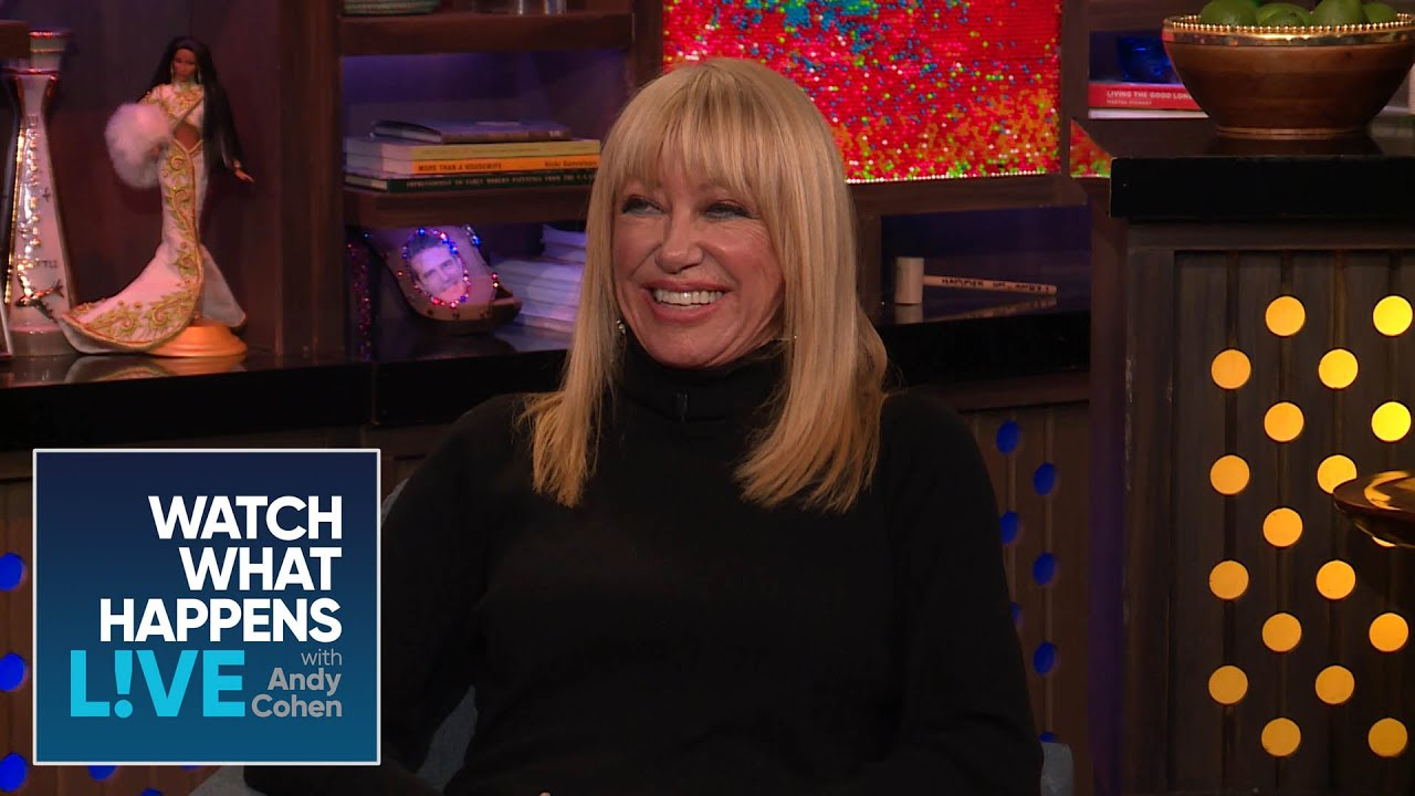 Did Suzanne Somers Accidentally Out Barry Manilow?  | WWHL