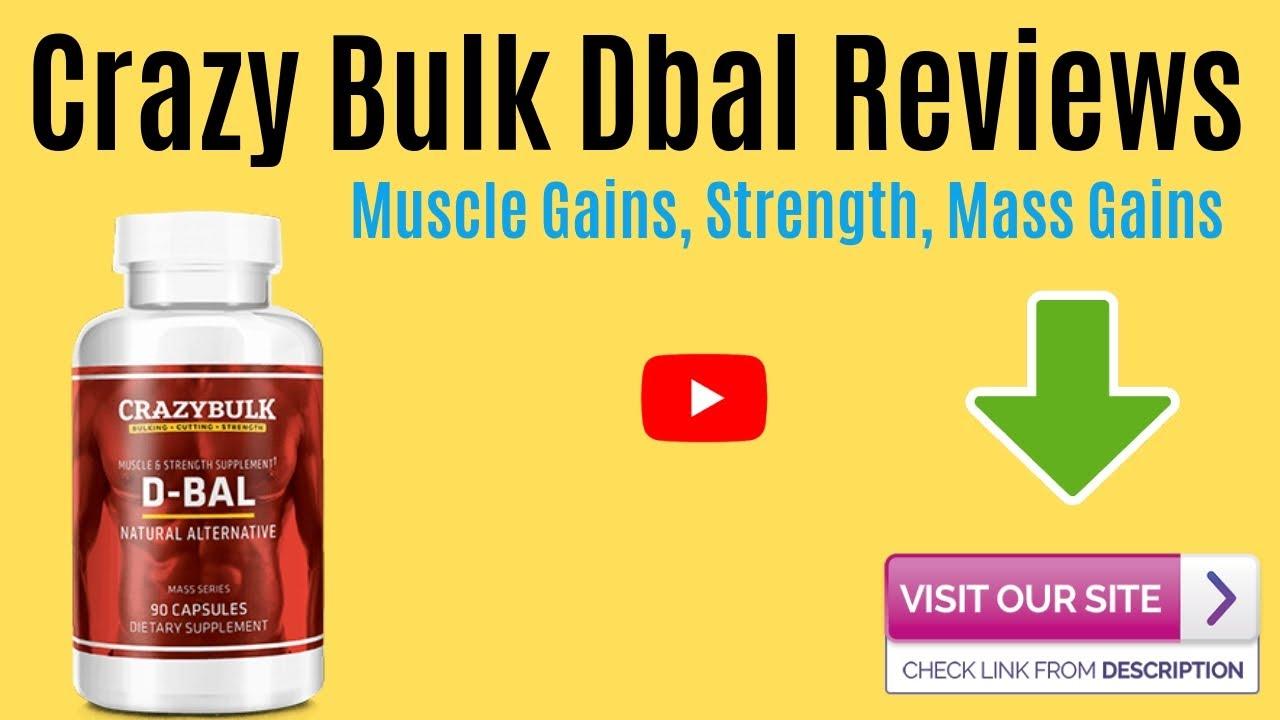 Crazy Bulk Product Reviews - Crazy Bulk Supplement Reviews