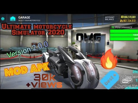 How to download  mod apk Ultimate motorcycle simulator 2020||Version 2.0.0||Mod apk