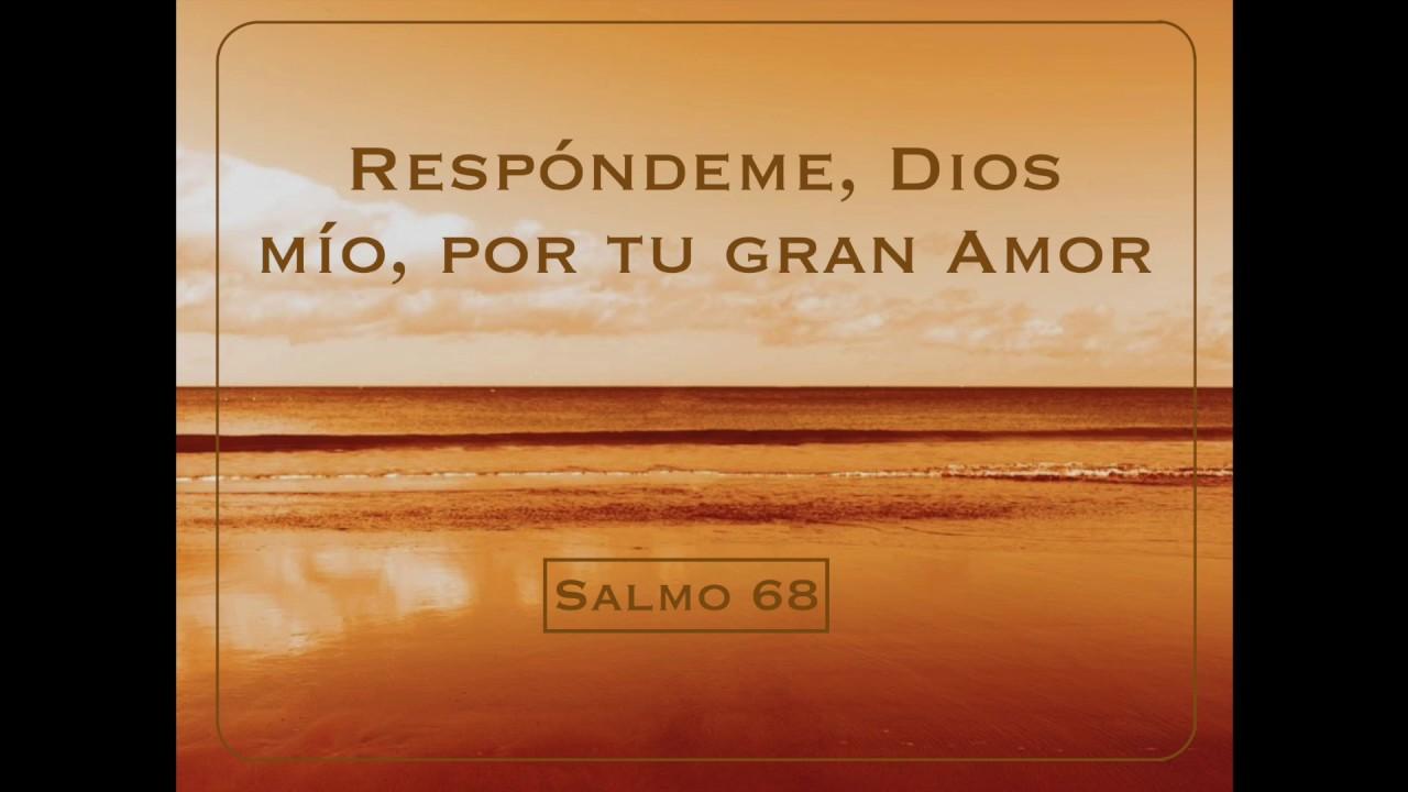 Respóndeme, Dios Mío, Por Tu