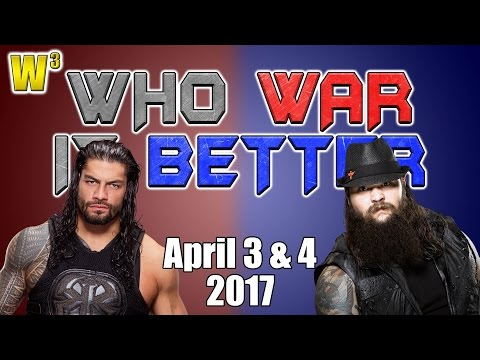 Roman Reigns' Best Promo Ever? Bray Wyatt Sucks at Magic! | Who War It Better