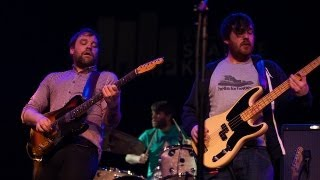 Frightened Rabbit - The Woodpile (Live on KEXP)
